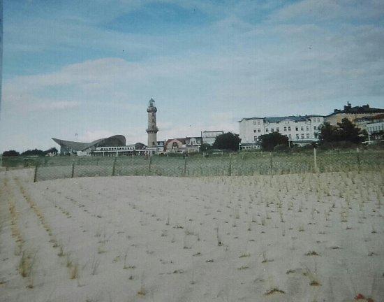 Warnemnde, Almanya: Strand Warnemünde