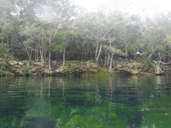 Yucatan, Meksyk: jardin del eden