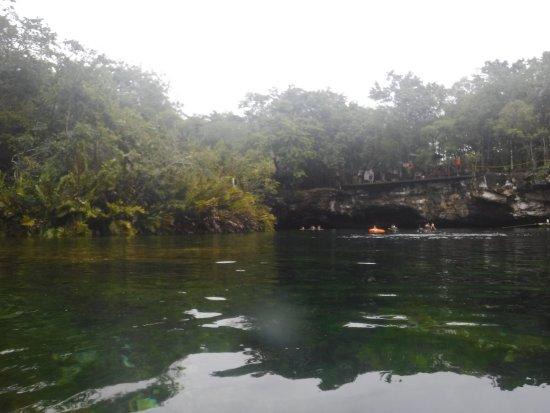 Yucatan, المكسيك: jardin del eden