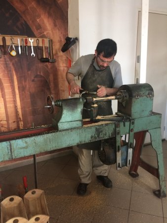 Olive Wood Traditional Workshop