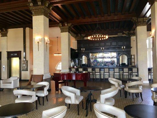 Hotel Galvez & Spa A Wyndham Grand Hotel: Lounge