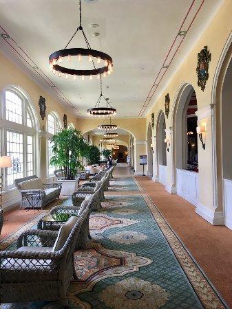 Hotel Galvez & Spa A Wyndham Grand Hotel: Lobby