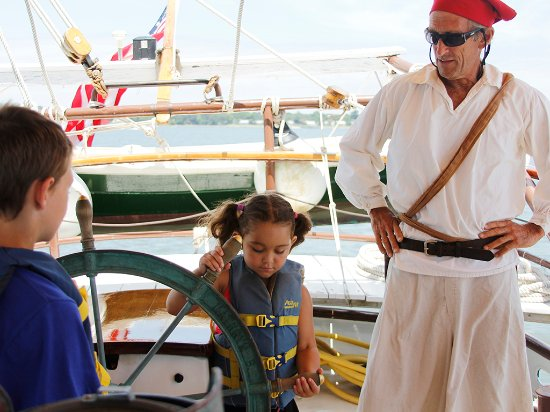 Yorktown, VA: Our family-friendly pirate cruises are great for children of all ages.