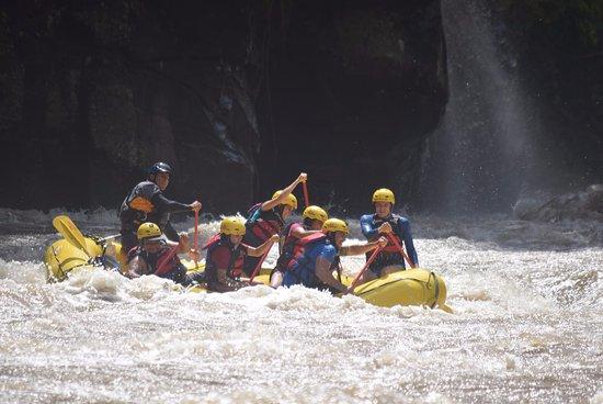 Naranjo, Costa Rica: rafting