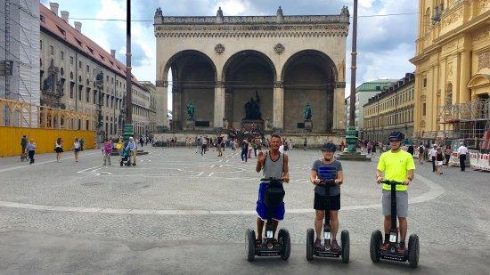Segway Tour Munich : photo0.jpg