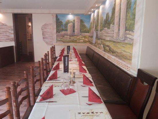 Eberbach, Германия: Restaurant Hermes