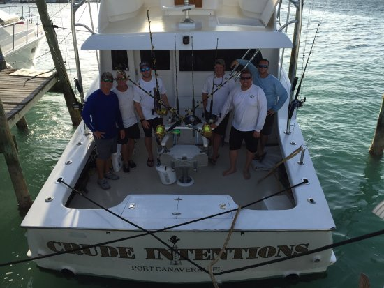 Port Canaveral, FL: Great Trip with the Cocoa Beach Sportfishing family