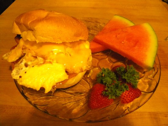 Branchville, NJ: Try our breakfast sandwiches , which are served all day