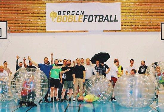 Bergen Boblefotball