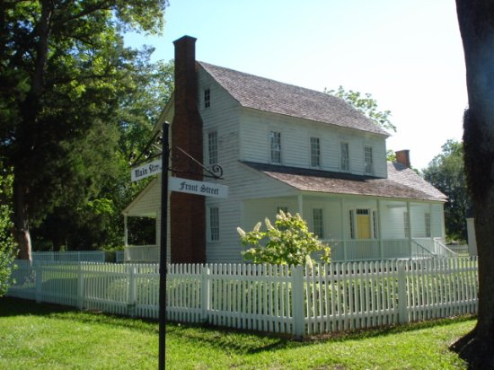 Bath, NC: Historic Bonner House