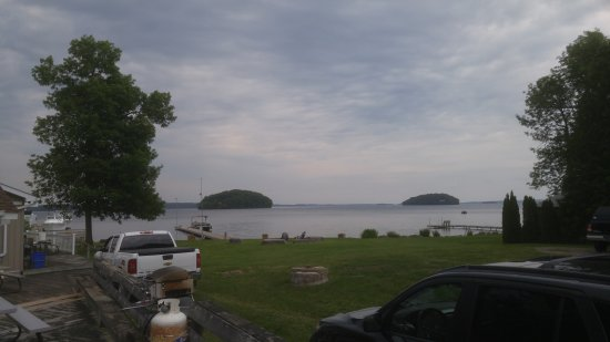 Keene, Καναδάς: Rice Lake Canada, Harris Boat Works