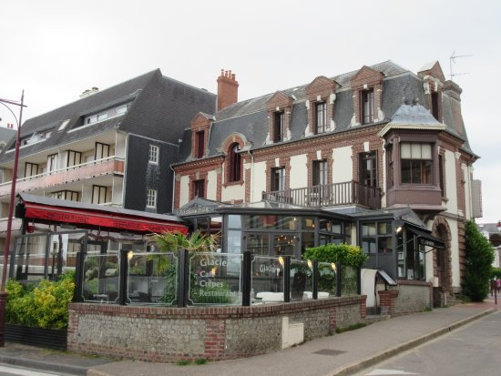 Houlgate, France: The Terrace