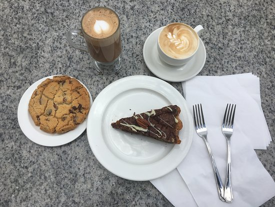 Avoca Terrace Cafe Menu