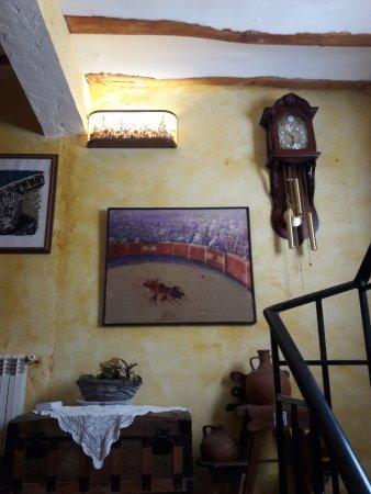 Casa Tila : Stairway to second floor