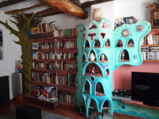 Casa Tila : living room