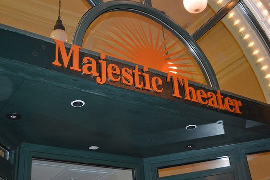 Pottsville, Pensylwania: Majestic Theater
