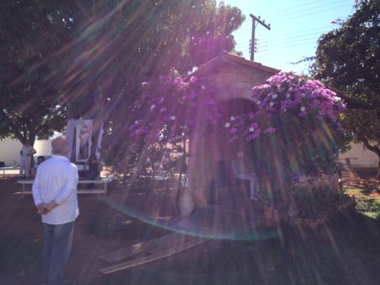 Abadiania, GO: Luz divina!
