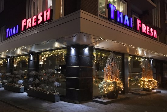 Voorburg, The Netherlands: Thai Fresh 2017