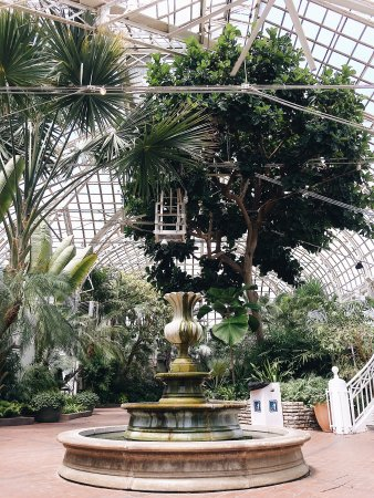 Picture Of Franklin Park Conservatory And