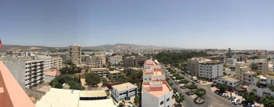 Studiotel afoud : View from the roof