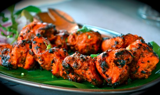 Tandoori Chicken Tikka Picture Of Foodrath Gurugram Gurgaon