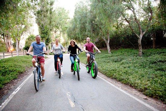 Irvine, CA: Fun ride with friends