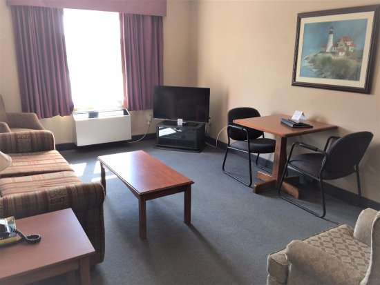 Dartmouth, Canadá: Double Room Suite