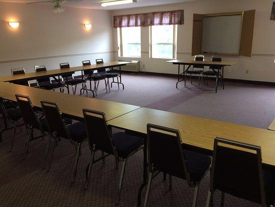Sackville, Canada: Meeting Room