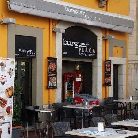 Burguer Placa: Bar-Restaurant