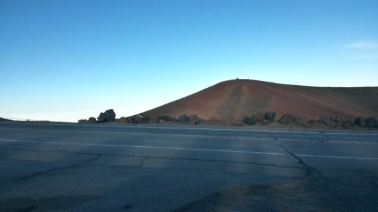 Mauna Kea Summit: Be respectful and stay off this sacred summit area