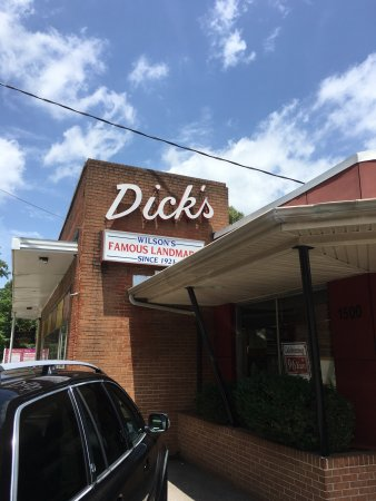 Dick's Hot Dog Stand