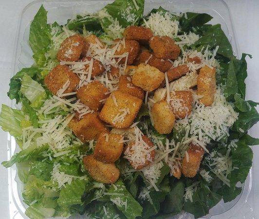 Indian Harbour Beach, FL: Caesar Salad