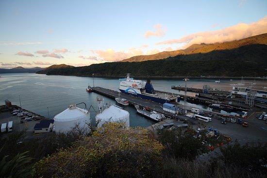 Picton, New Zealand: Vue