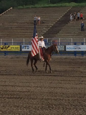 The Steamboat Grand: Local rodeo