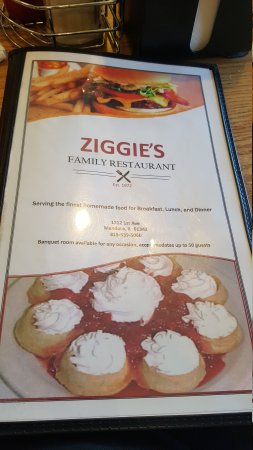 Ziggie's Family Room Restaurant