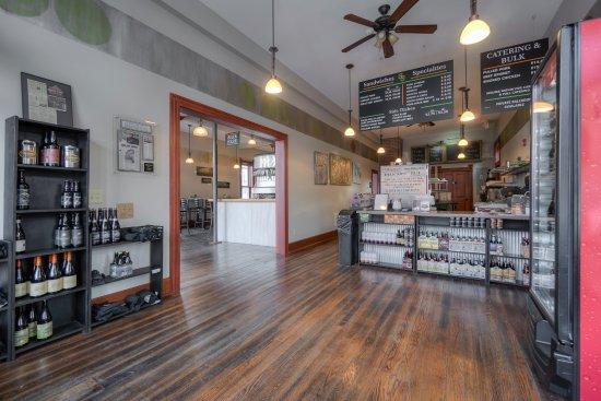 Μπολιβάρ, Οχάιο: Foyer Entrance to Place Order
