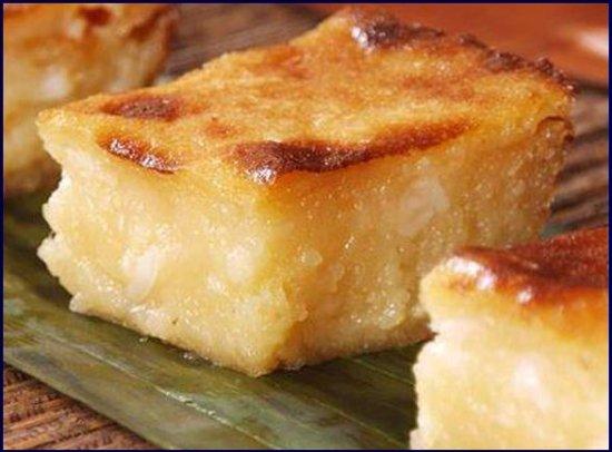 Springfield, Oregón: Cassava Cake
