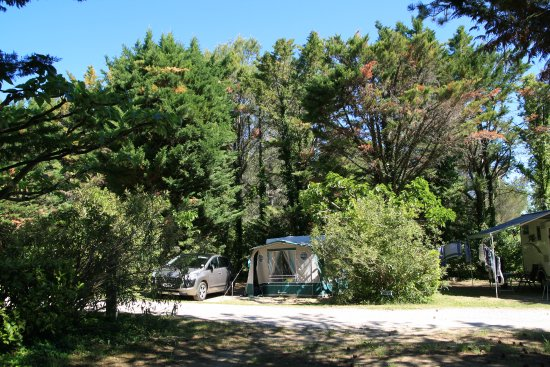 Arpaillargues, Γαλλία: Camping pitch
