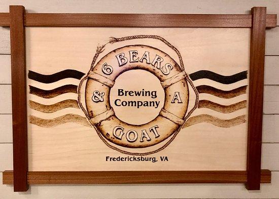 Fredericksburg, VA: The 6B&G logo