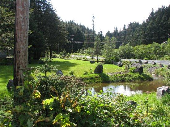 Kodiak, AK: Yard and Pond