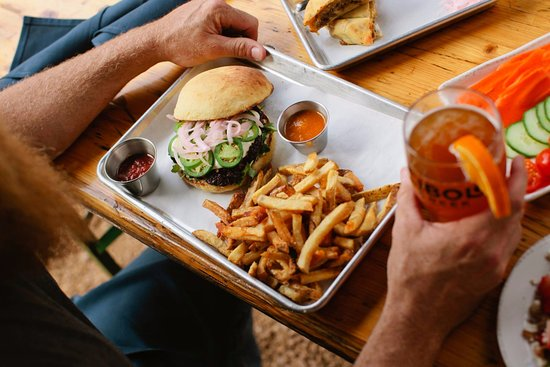 Boerne, TX: The Best Burger