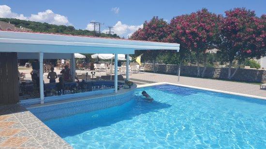 Almyrida, Grecia: Fina hotellet på Kreta