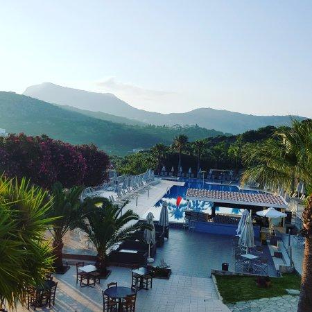 Almyrida, กรีซ: Fina hotellet på Kreta
