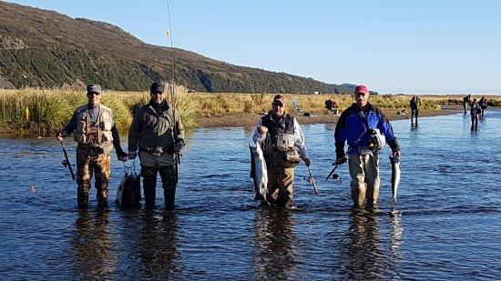 Fishing the Road System of Kodiak