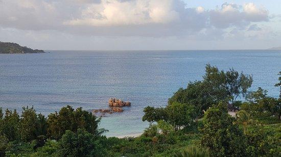 Anse Takamaka, Seyşeller: Номер с видом на океан