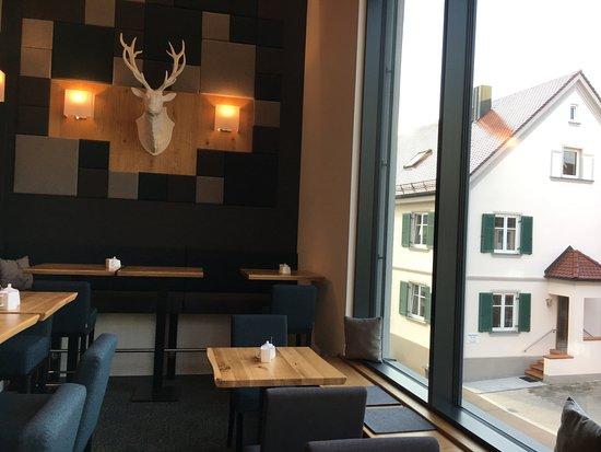Wertingen, Jerman: Frühstücksplätze mit Ausblick