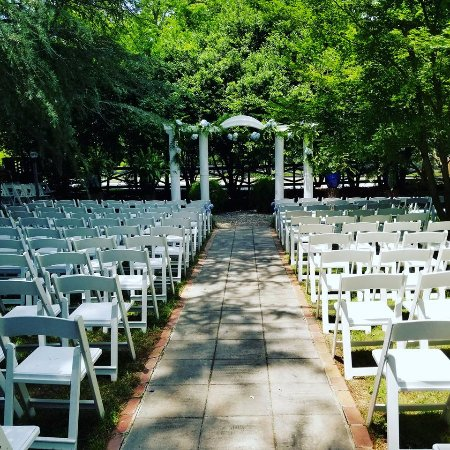 Spartanburg, SC: Wedding at Roman Bath
