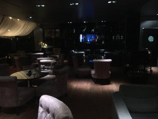Hotel Akwa Palace : Restaurant