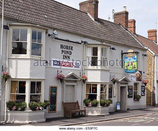 Castle Cary, UK: The Horse Pond Inn