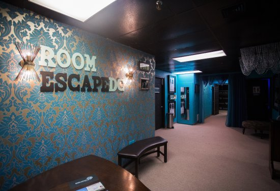 Room Escape DC/Fairfax Logo